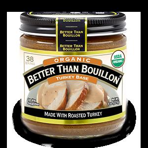 Organic Turkey Base