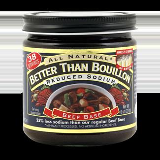 Roasted Beef Base (Reduced Sodium)