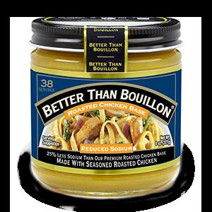 Roasted Chicken Base (Reduced Sodium)