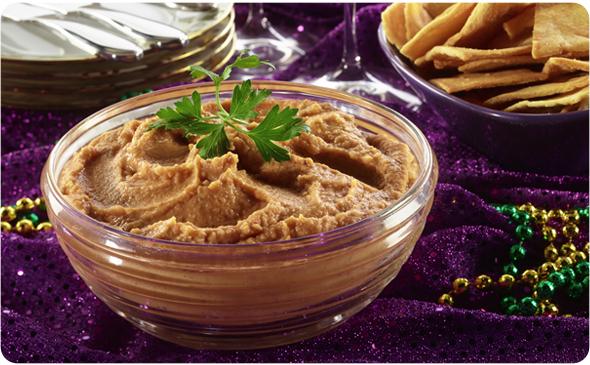 Black-Eyed Pea Hummus Dip