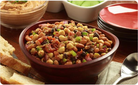Fiesta Bean Salsa