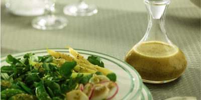 Lime Vinaigrette recipe