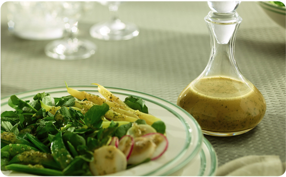 Lime Vinaigrette