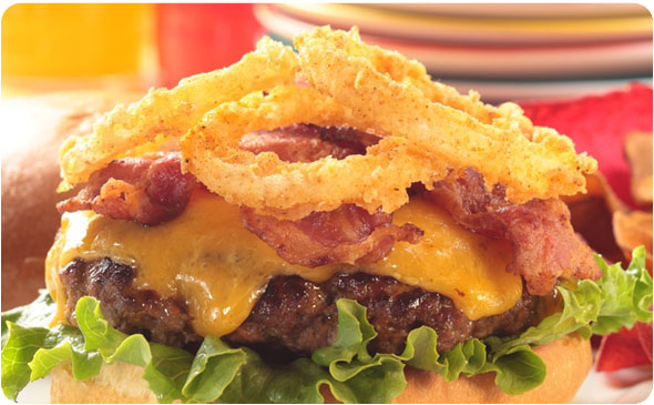 Not Your Classic Cheese Burger