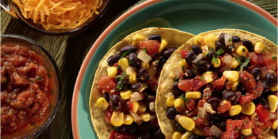 Southwest Tostadas recipe
