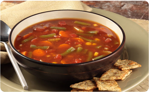 Vegetarian vegetable soup better than bouillon vegetarian vegetable soup forumfinder Images