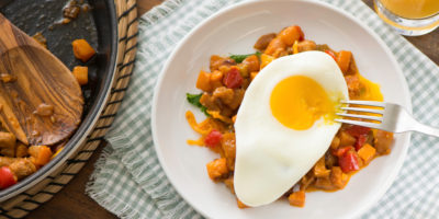 Harvest Breakfast Hash recipe