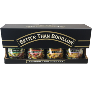 Premium 3.5 oz. Better Than Bouillon Gift Set
