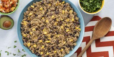 Beef Taco Quinoa recipe