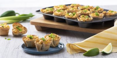 Mexican Street Corn Cups recipe