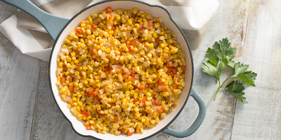 Cajun Corn Sauté recipe
