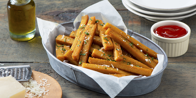 Polenta Fries recipe