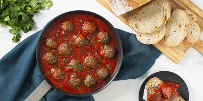 Spicy Meatballs recipe