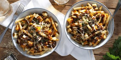 3-Cheese Poutine recipe