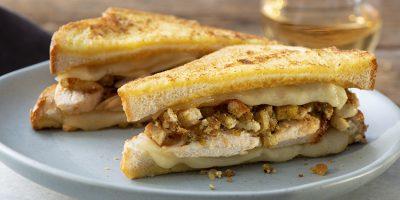 Turkey Monte Cristo sandwich recipe