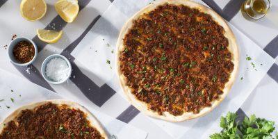 Lahmacun (Turkish Pizza) recipe