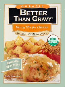 Organic Gravy Mix for Chicken