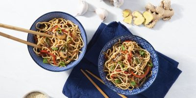 20-Minute Lo Mein recipe