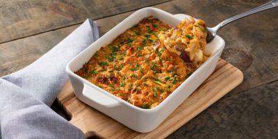 Baked Onion Gratin recipe