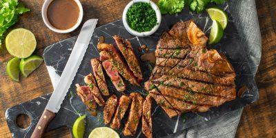Mojo Steak recipe